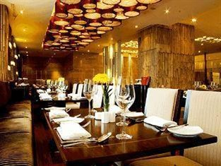 Restaurant in Grand Swiss Belhotel Medan