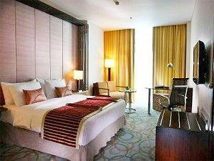 Rooms at Grand Swiss Belhotel Medan