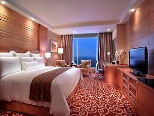 King size room at JW Marriott Hotel Medan