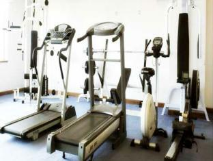 Fitness centre at Panorama Regency Hotel Batam