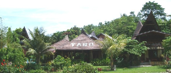 Tabo Cottages at Lake Toba