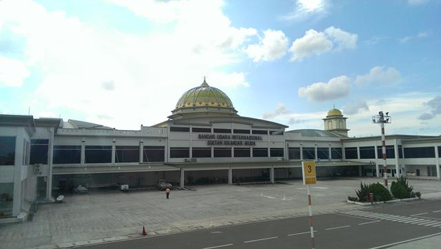 Sultan Iskander Muda International Airport Banda Aceh Sumatra