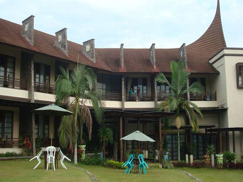 Campago Resort Hotel Bukittinggi Sumatra Indonesia