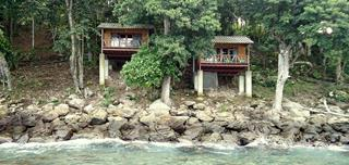 Tree Top Guest House Hotel Pulau Weh Sumatra Indonesia
