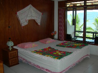 Deluxe Room Lekjon Cottages Lake Toba