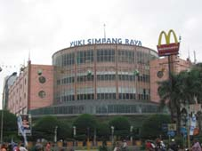 Yuki Simpang Raya Shopping Centre