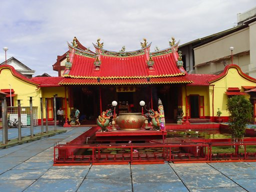 Padang Chinese Temple