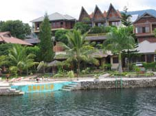 Samosir Cottages at Lake Toba