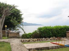 View from Samosir Cottages
